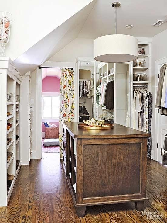 5. Optimize your Small Reach In Closet with this Idea by simphome.com
