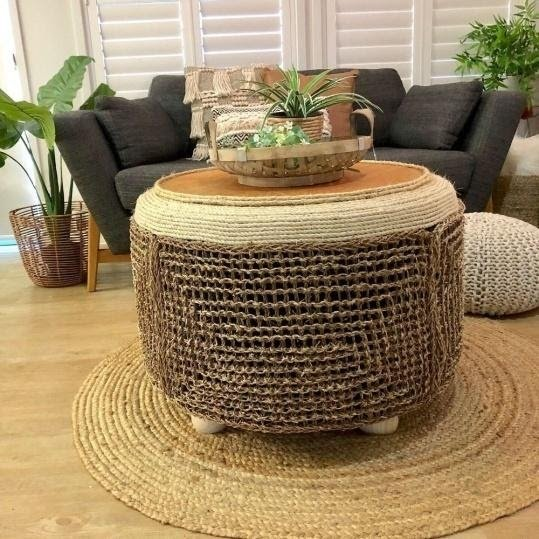 5. Tire Coffee table by simphome.com