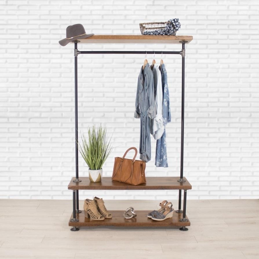 2. Let Clothing Rack Help You by simphome.com