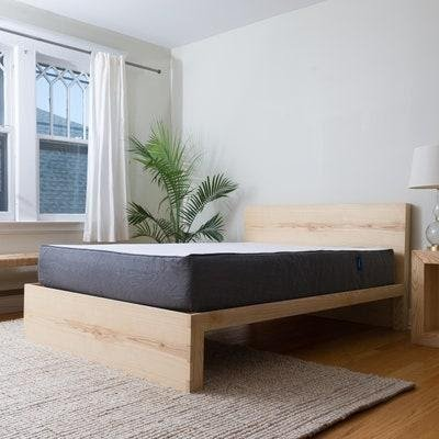 7. Wooden Bed by simphome.com
