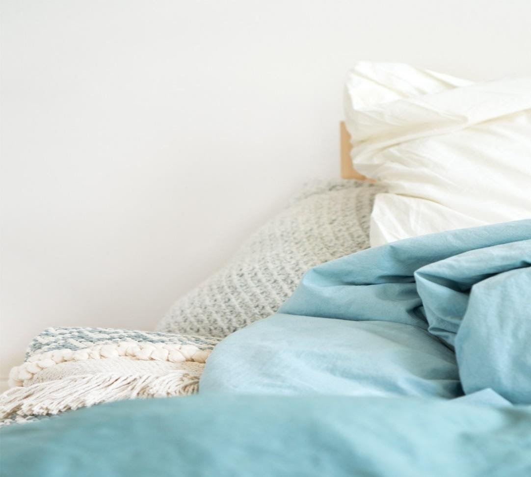 1. How to Dye a Duvet Cover by simphome.com