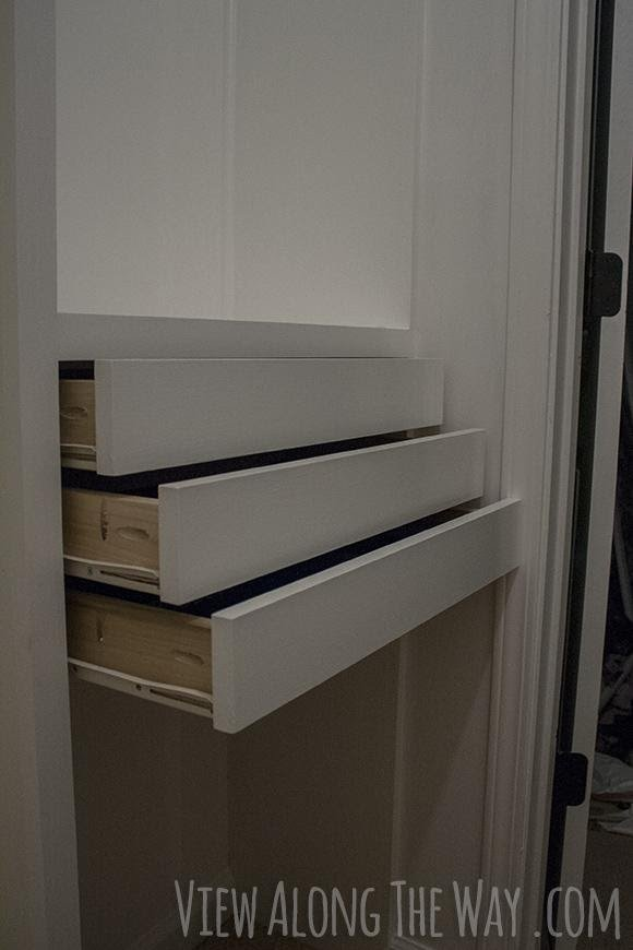 8. Building Drawers and Overcoming Crises by simphome.com