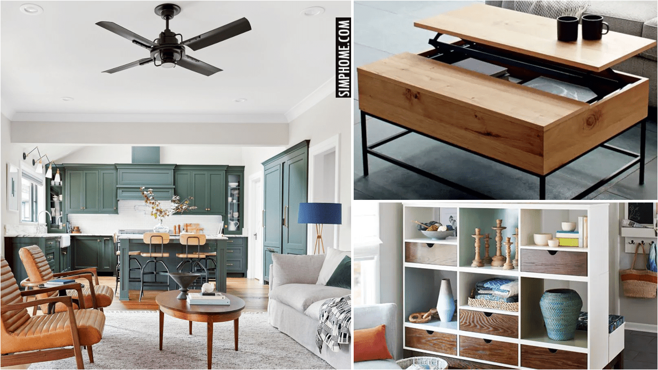 10 Ideas on How to Build Open Concept Homes via Simphome.comThumb
