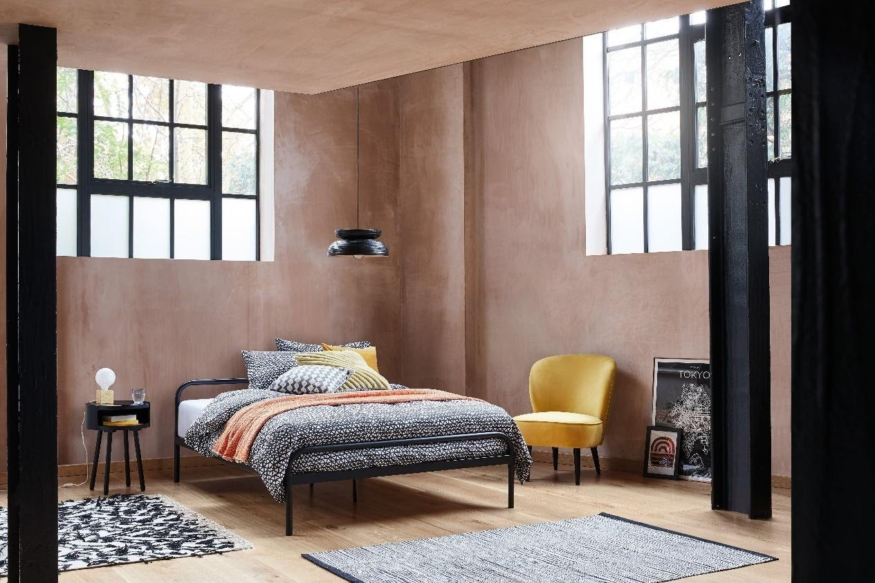 10.Metal Bed Frames by simphome.com