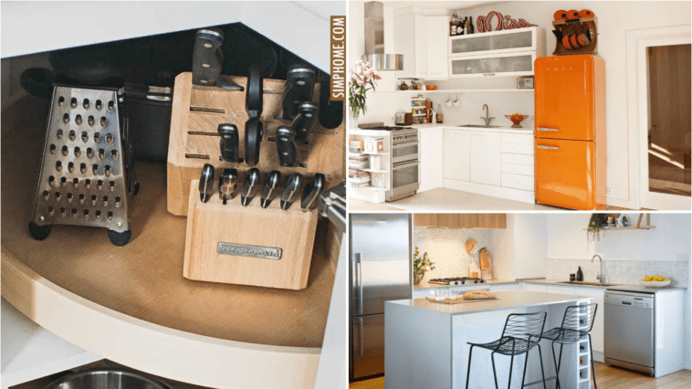 This is awesome 10 Kitchen Layouts for Small House Owners