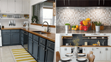 10 Kitchen Interior and Layout Ideas for Cheap