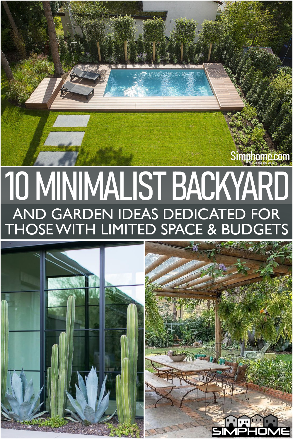 This is awesome Minimalist-Backyard-and-Gardens