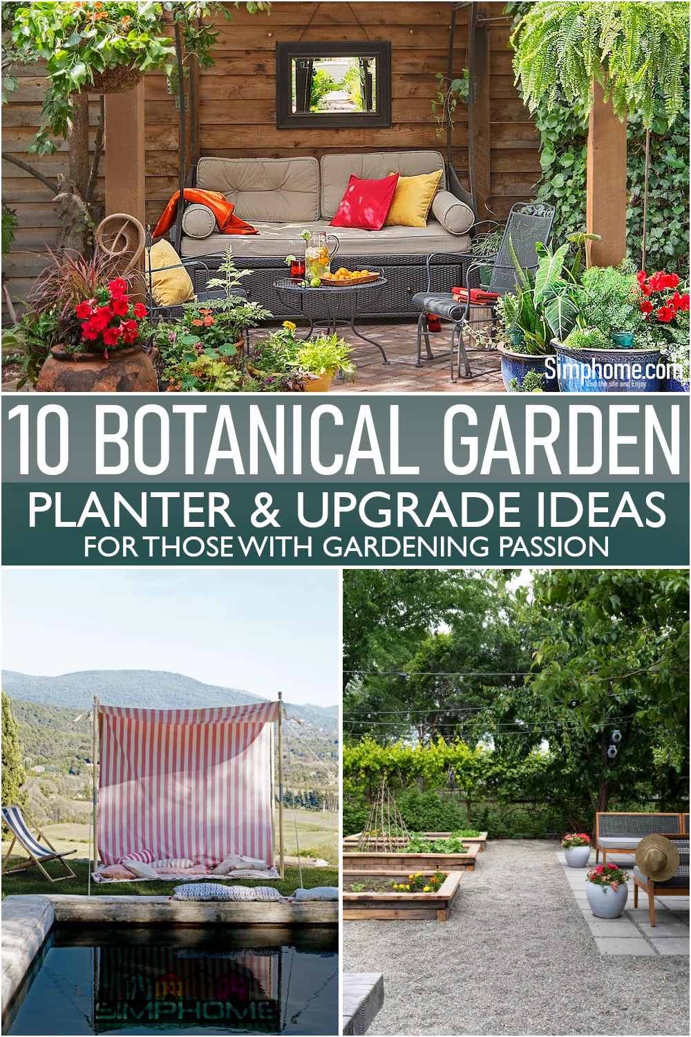 This is 10 Botanical Gardens Poster
